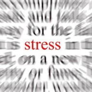 teenagers stress